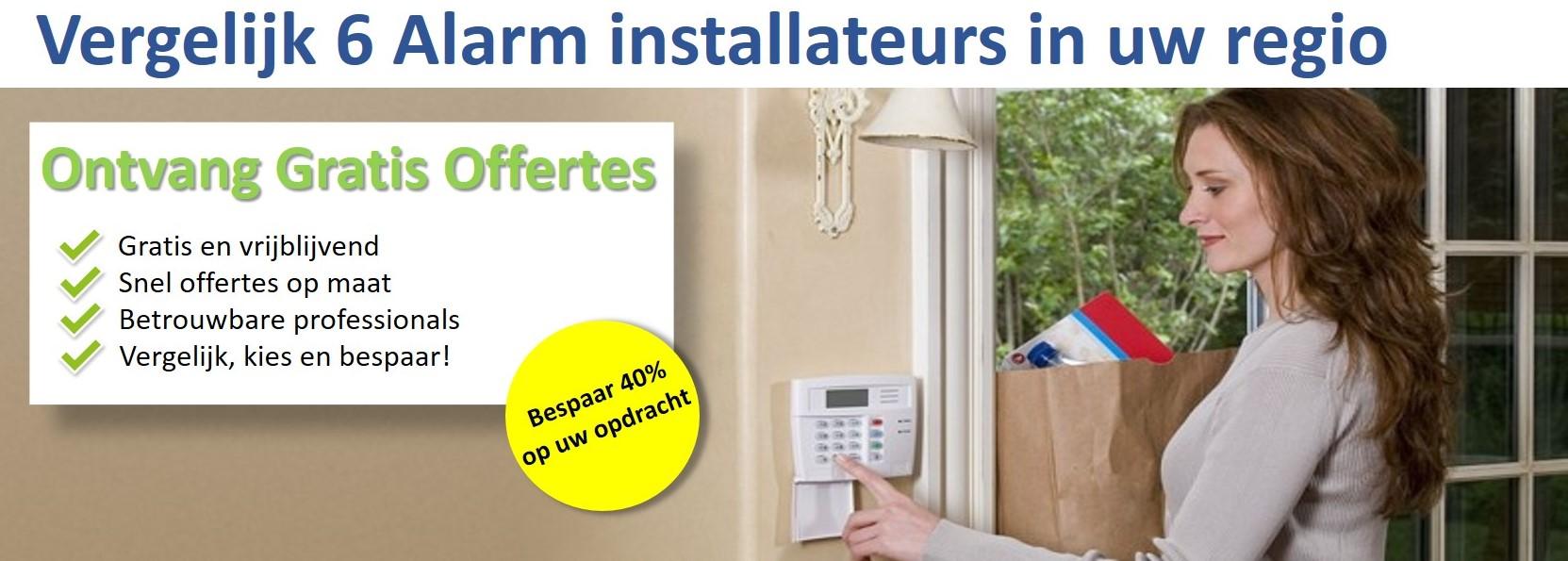 alarmsystemen installateurs