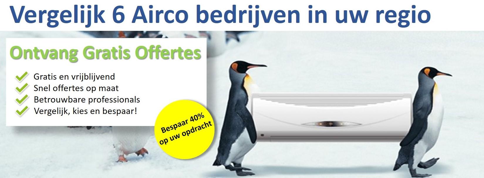 banner airco bedrijven