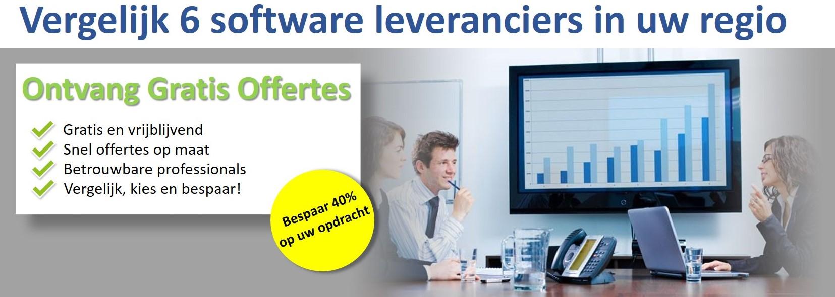 software bedrijven